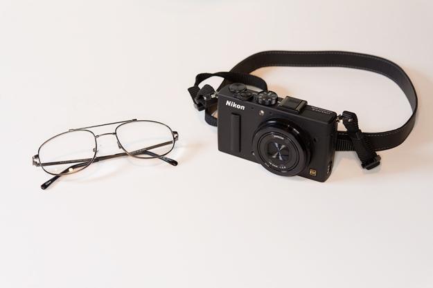 Wear Reading Glasses? No viewfinder? No Problem!
